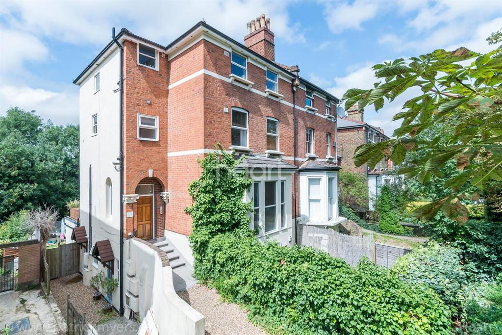 1 Bedroom Flat for sale in Wood Vale,Forest Hill,London,SE23