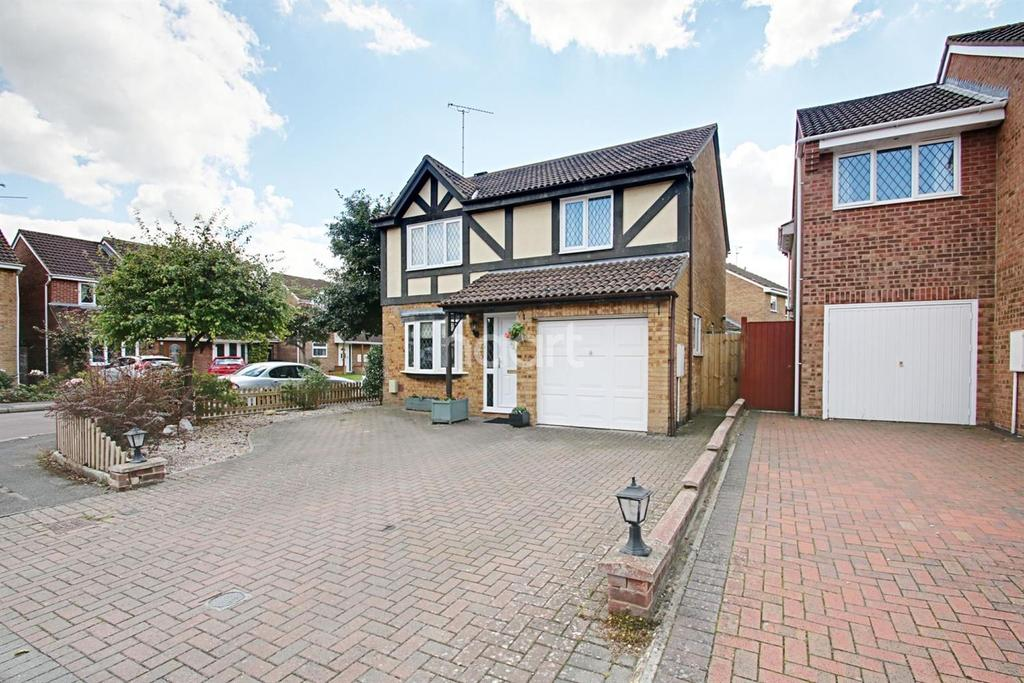 4 Bedrooms Detached House for sale in Carman Close