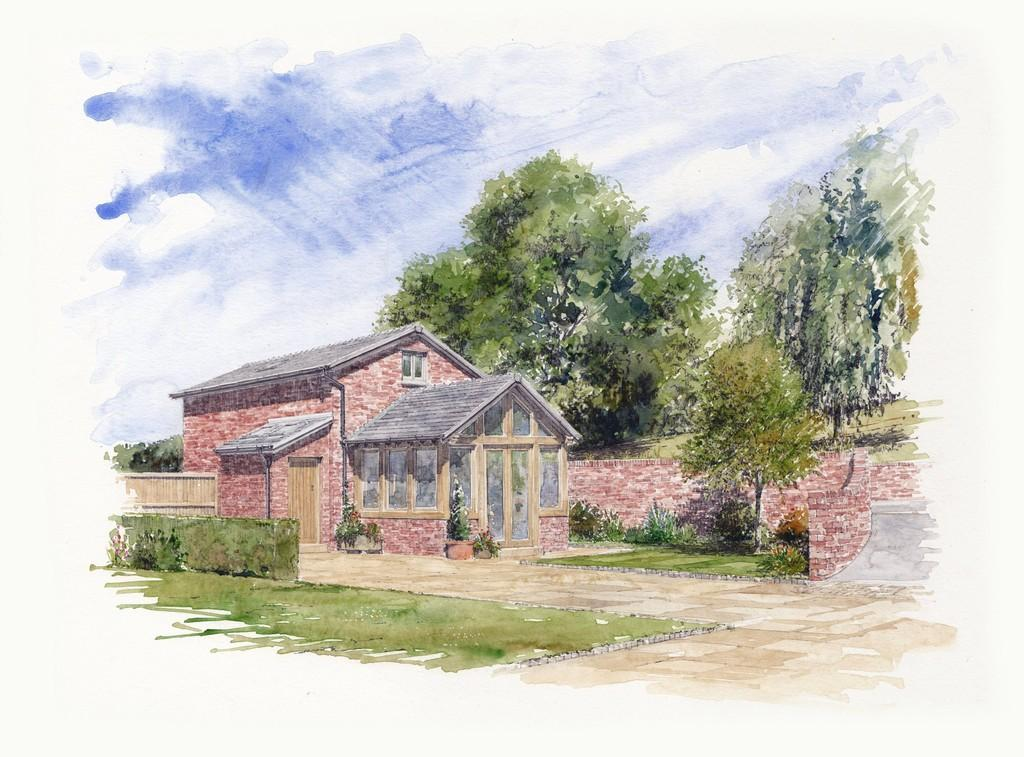 2 Bedrooms Detached House for sale in Yeld Lane Farm Cottage, Kelsall