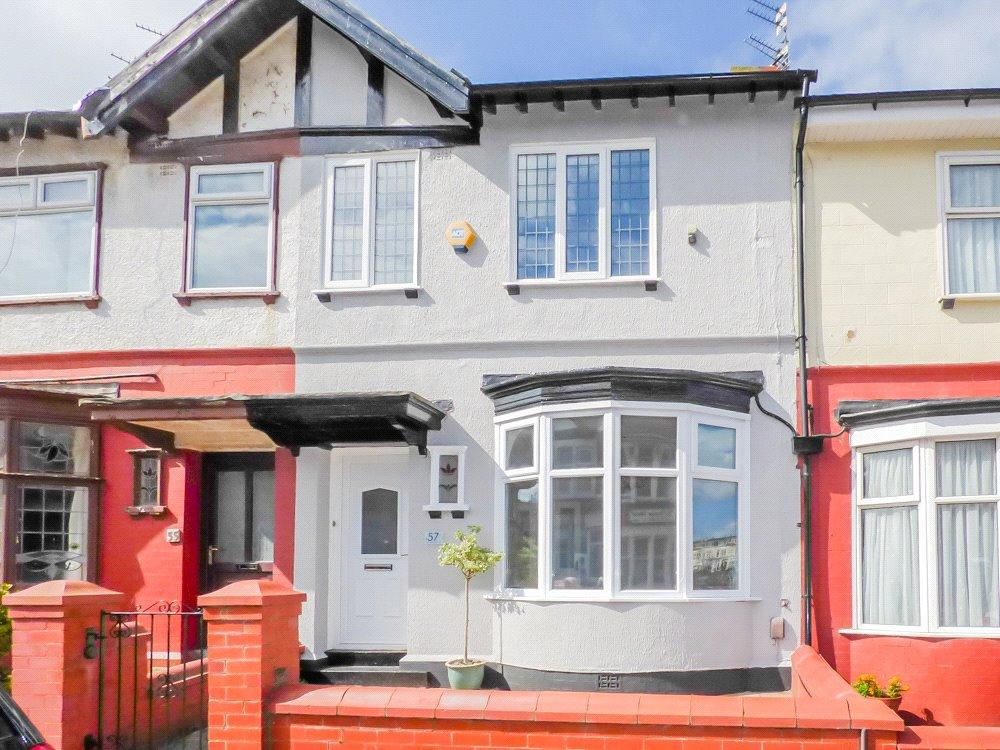 3 Bedrooms Terraced House for sale in Ormond Avenue, (Nr: The Promenade), Blackpool