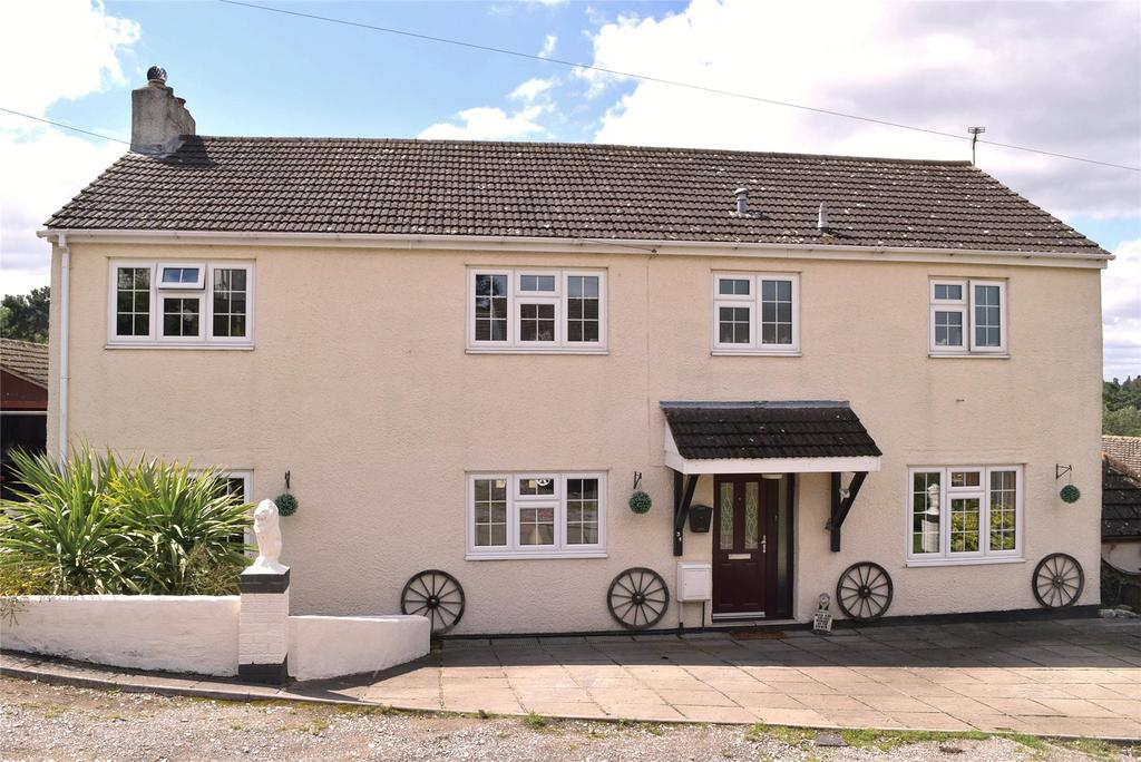5 Bedrooms Detached House for sale in Lanes End, Heath and Reach