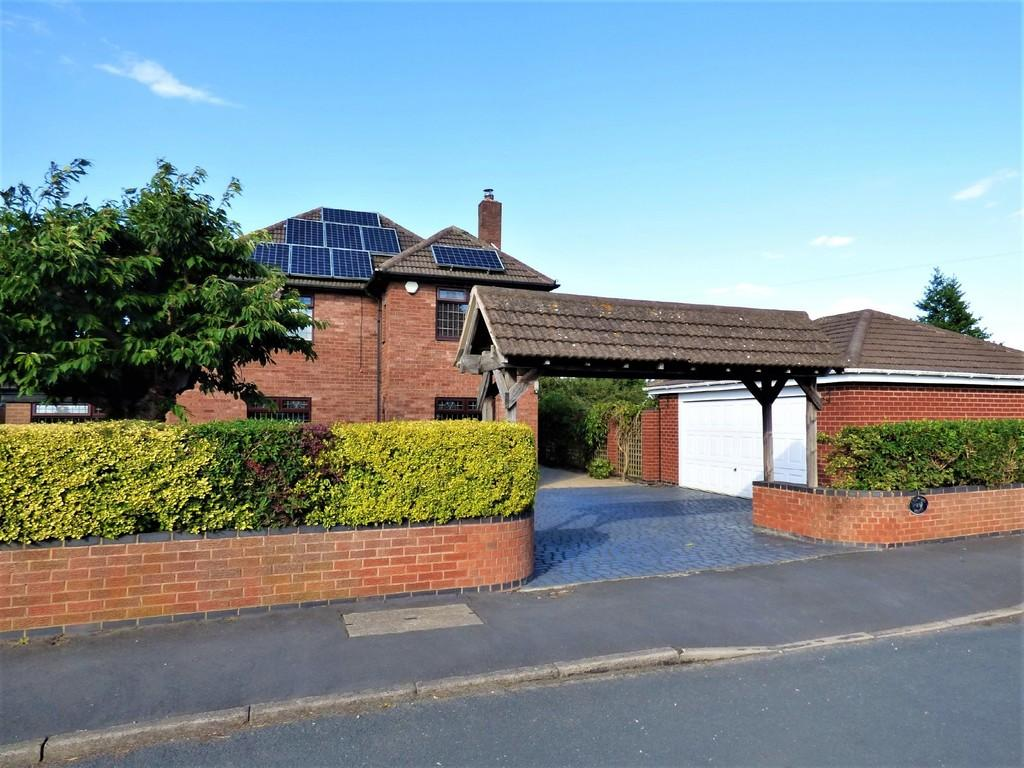3 Bedrooms Detached House for sale in Worthington Road, Fradley