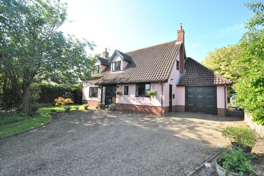 3 Bedrooms Detached House for sale in Rickinghall, Suffolk