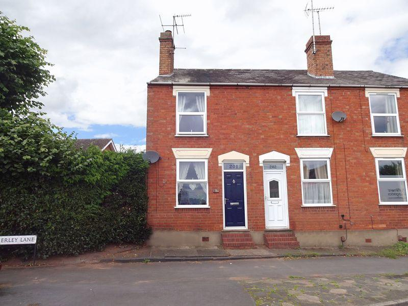 3 Bedrooms End Of Terrace House for sale in Habberley Lane, Kidderminster DY11 5JR