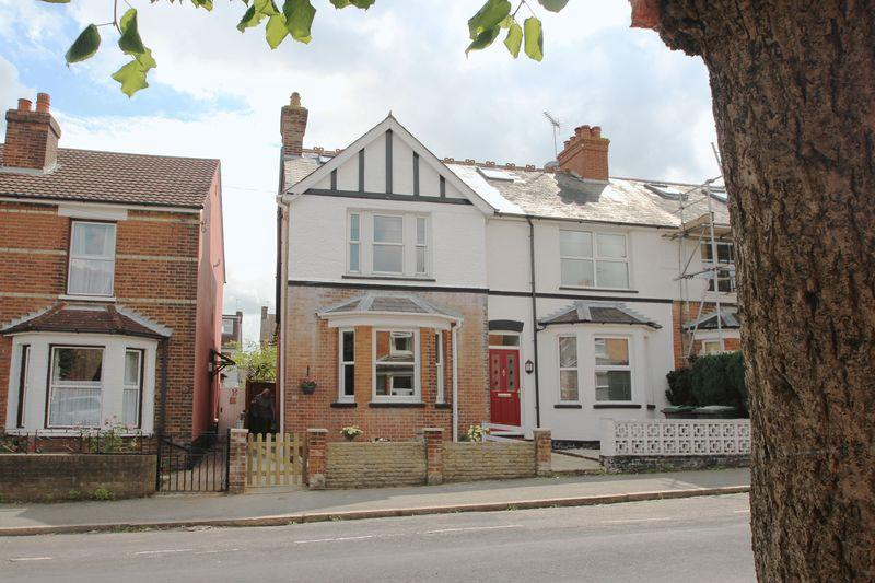 3 Bedrooms Terraced House for sale in Chichester Road, Tonbridge
