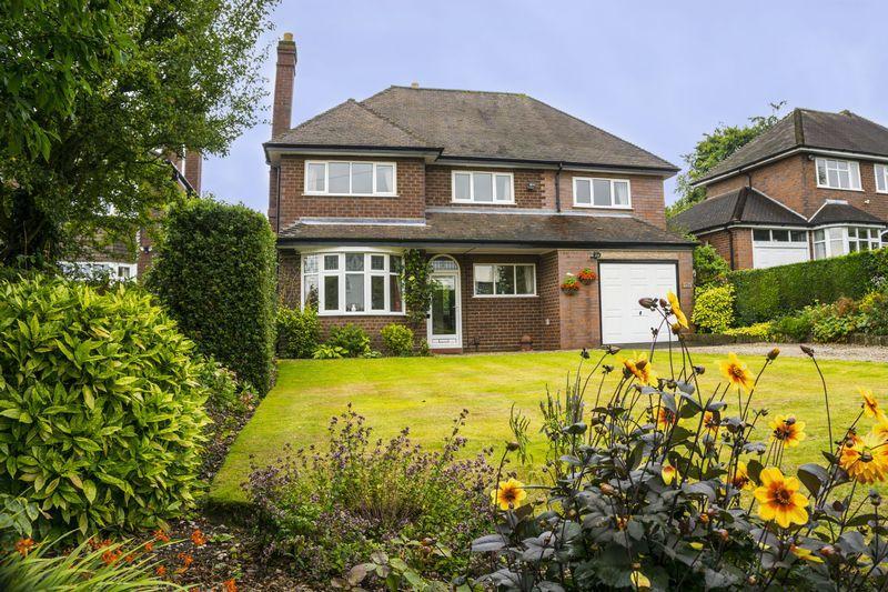 5 Bedrooms Detached House for sale in Whetstone Lane, Aldridge, Walsall
