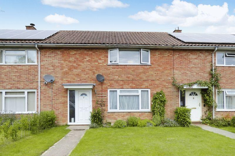 2 Bedrooms Terraced House for sale in Millfield Close, Newick