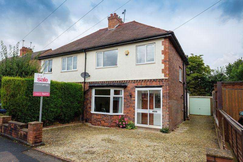 3 Bedrooms Semi Detached House for sale in Elmdale Road, Penn, Wolverhampton