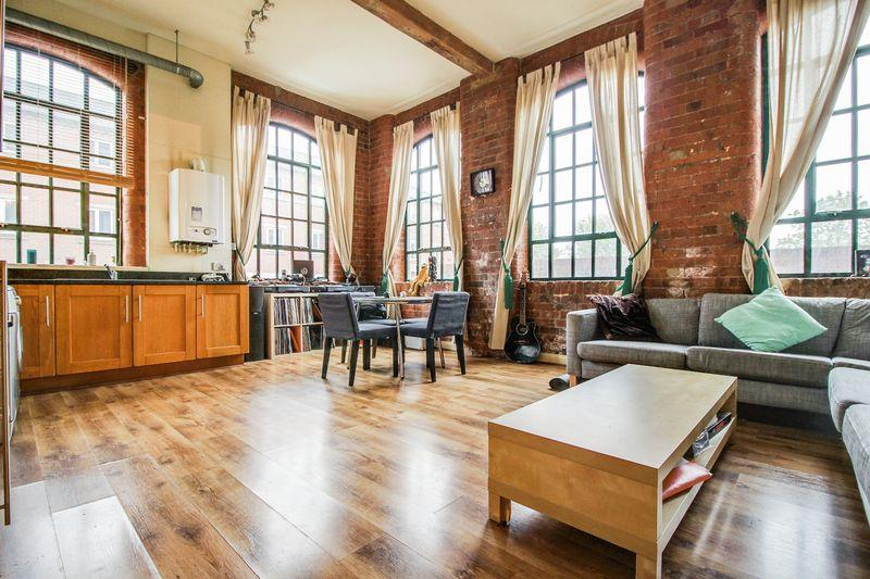 2 Bedrooms Apartment Flat for sale in Raleigh Square, Canning Circus, Nottingham