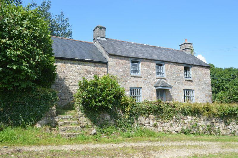 5 Bedrooms Detached House for sale in Upton Cross, Liskeard