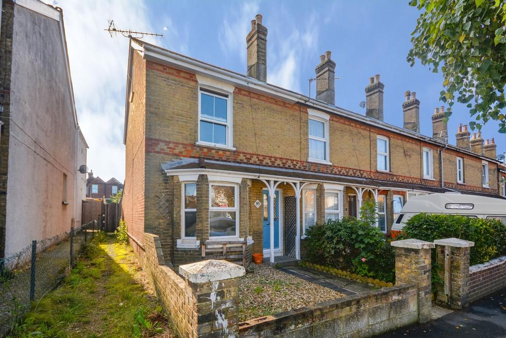 3 Bedrooms End Of Terrace House for sale in Adelaide Grove, East Cowes