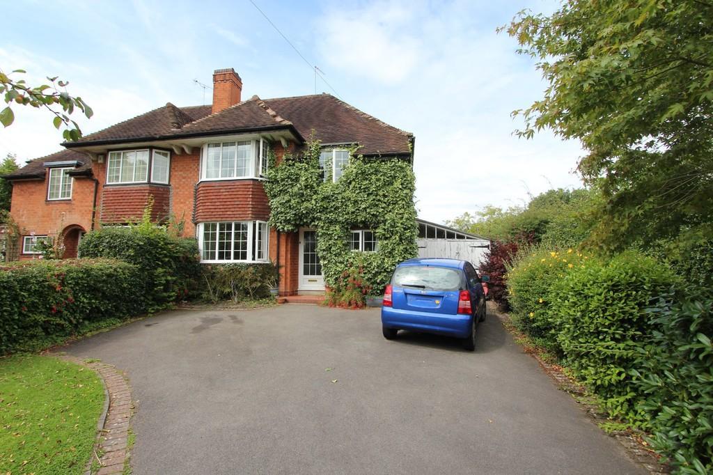 3 Bedrooms Semi Detached House for sale in Grange Road, Dorridge