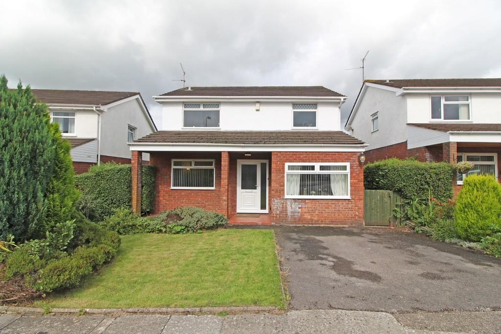 4 Bedrooms Detached House for sale in 89 Pentwyn, Radyr