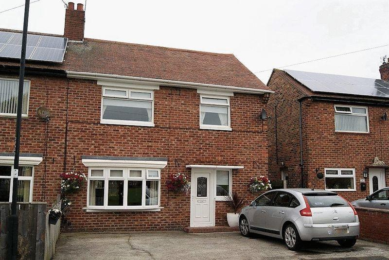 3 Bedrooms Semi Detached House for sale in Alanville, Camperdown, Newcastle Upon Tyne