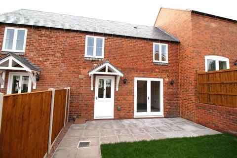 2 bedroom terraced house to rent - Belmont Road, Wollescote, Stourbridge