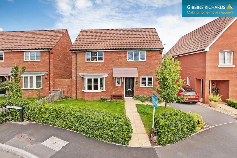 4 Bedrooms Detached House for sale in Lotus Drive, Wilstock Village, Bridgwater