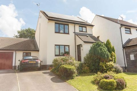 4 bedroom detached house for sale - Fernworthy Park, Copplestone