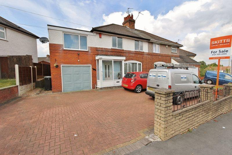 3 Bedrooms Semi Detached House for sale in Bunns Lane, Dudley