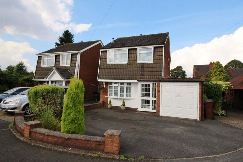 3 Bedrooms Detached House for sale in Helenny Close, Wednesfield