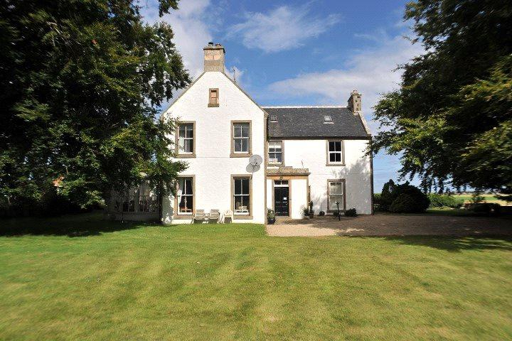 6 Bedrooms Detached House for sale in Ardivot Farm, Lossiemouth, Moray, IV31