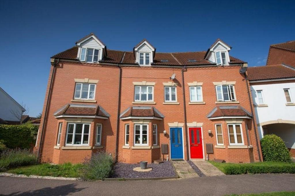 3 Bedrooms Town House for sale in Manning Road, Bury St Edmunds