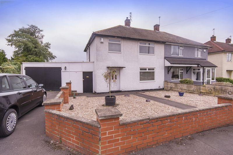 3 Bedrooms Semi Detached House for sale in LOSCOE ROAD, CHADDESDEN