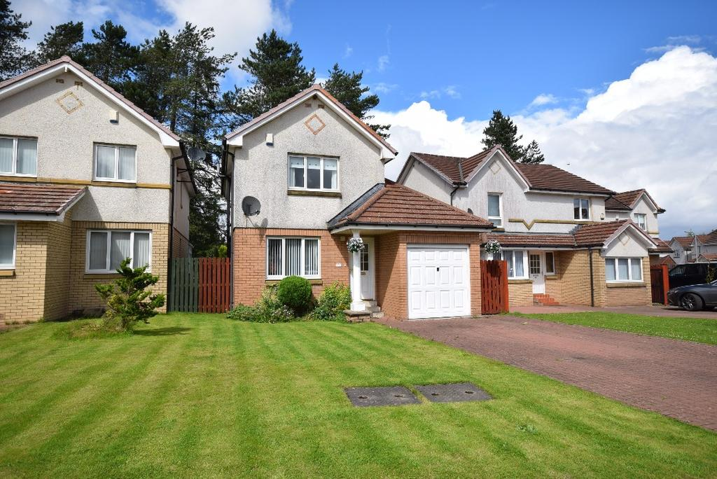 3 Bedrooms Detached House for sale in Kirktonfield Drive, Neilston, Glasgow, G78 3PJ