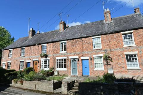 2 bedroom terraced house to rent - Priory Road, Wantage