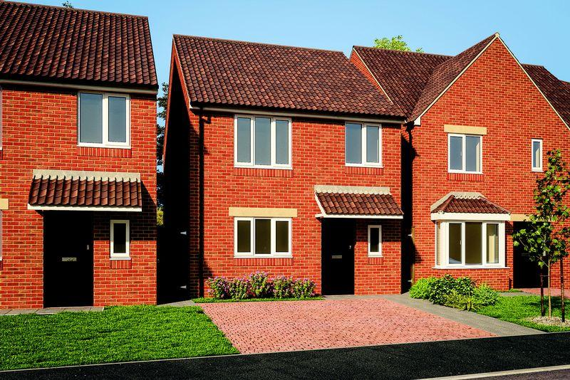 3 Bedrooms Detached House for sale in Olivier Close, Burnham-On-Sea