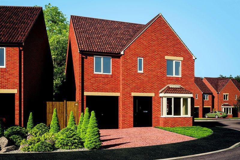 4 Bedrooms Detached House for sale in Olivier Close, Burnham-On-Sea