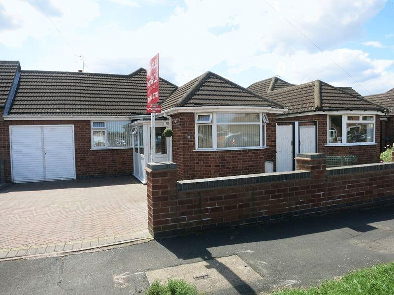 2 Bedrooms Detached Bungalow for sale in Colby Road, Thurmaston