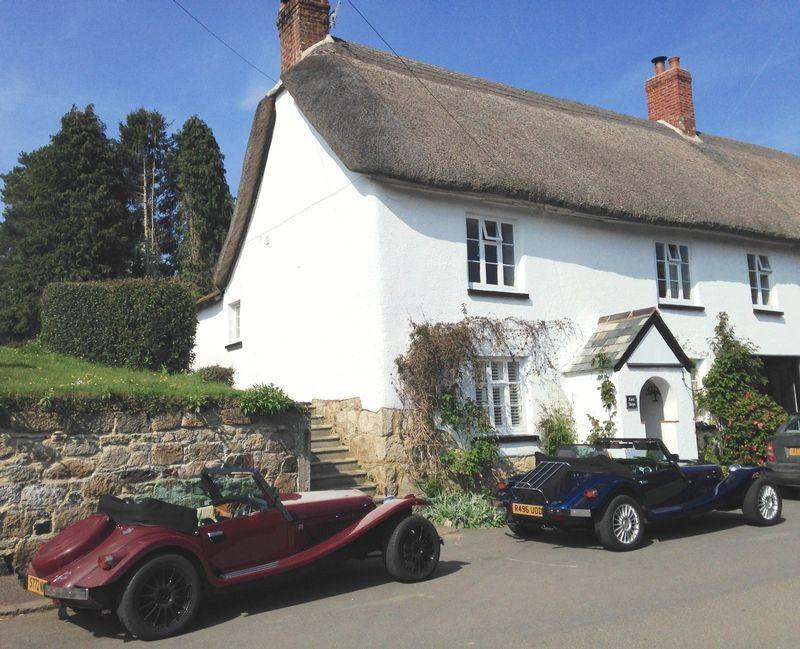 4 Bedrooms Cottage House for sale in East Steps, Dunsford