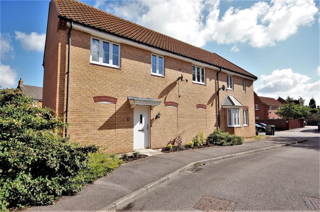 2 Bedrooms Apartment Flat for sale in Tall Pines Road, Witham St. Hughs