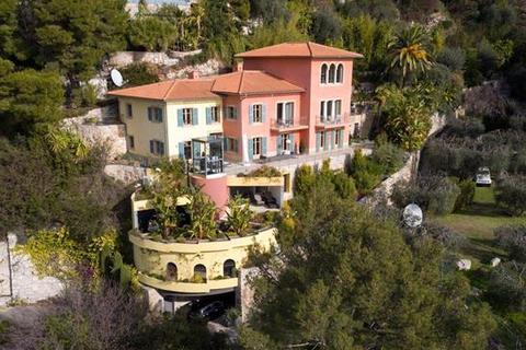 5 bedroom villa - Villefranche Sur Mer, Alpes-Maritimes, Cote D'Azur
