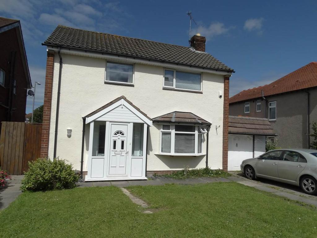 3 Bedrooms Detached House for sale in 66 Princes Drive, Colwyn Bay, LL29 8PW