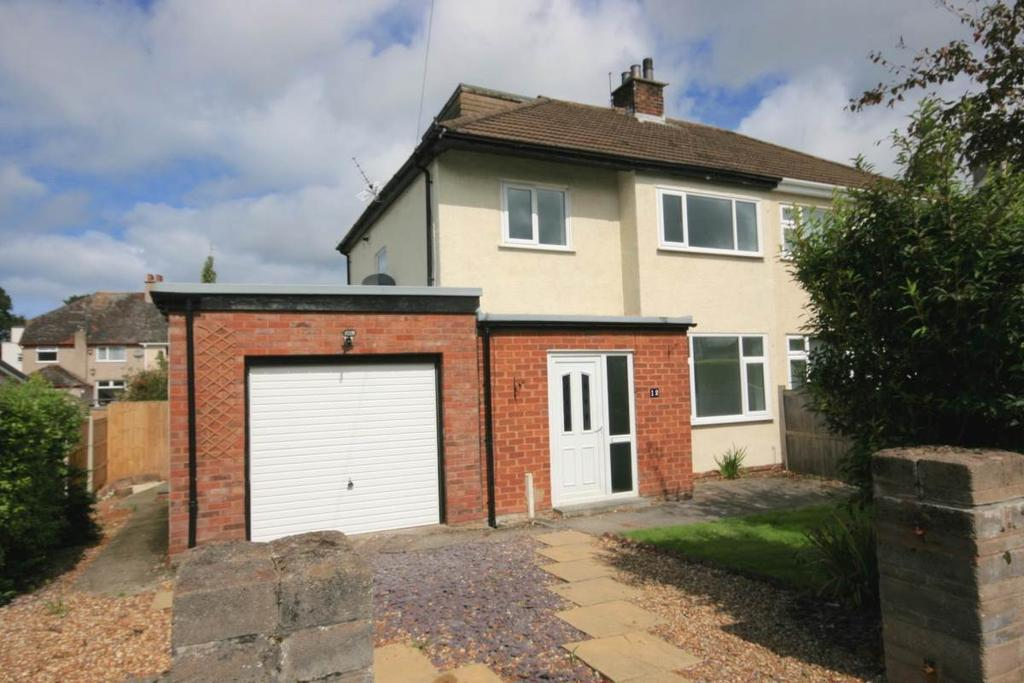 4 Bedrooms Semi Detached House for sale in 12 Pant Teg, Deganwy, LL31 9PS