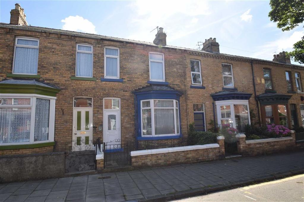 4 Bedrooms Terraced House for sale in Prospect Road, Scarborough, North Yorkshire, YO12