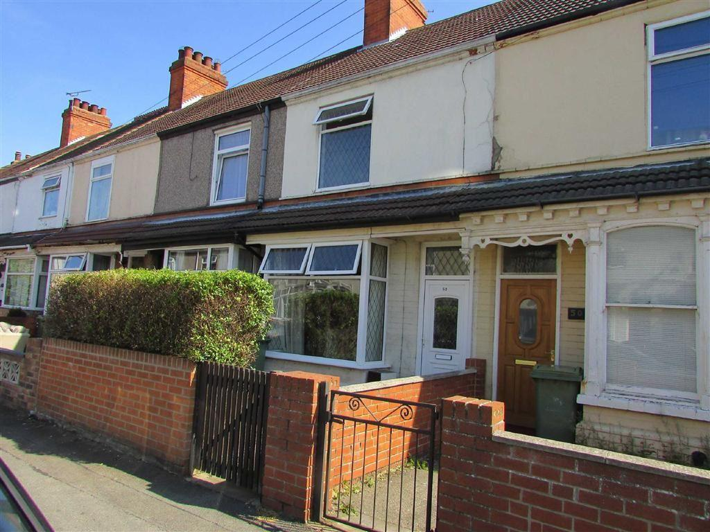 3 Bedrooms Terraced House for sale in Fuller Street, Cleethorpes, North East Lincolnshire