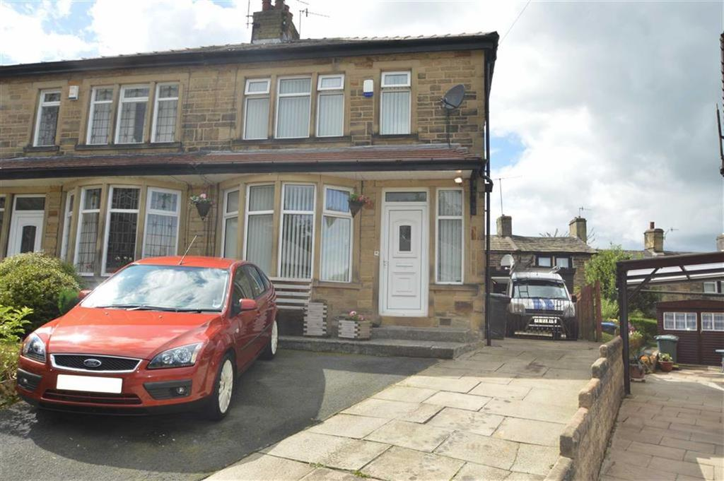 2 Bedrooms Semi Detached House for sale in Ash Tree Grove, Bradford 7, Bradford