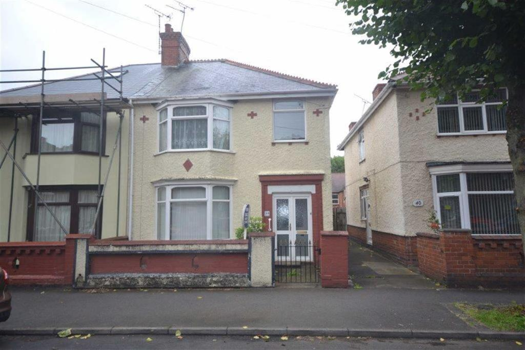 3 Bedrooms Terraced House for sale in Marlborough Road, Nuneaton, Nuneaton