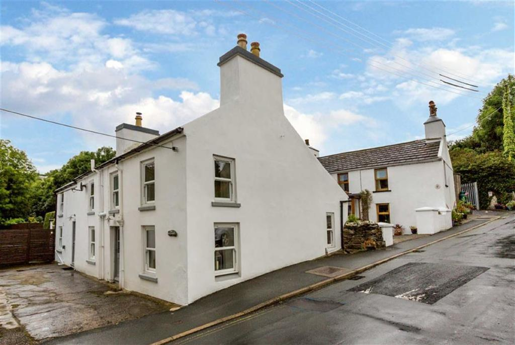 3 Bedrooms Cottage House for sale in Minorca Hill, Laxey, Isle of Man