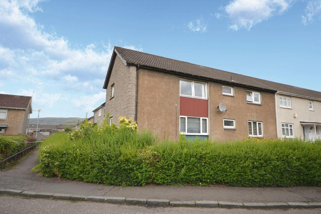 2 Bedrooms Ground Flat for sale in 29 Doon Road, Kirkintilloch, Glasgow, G66 2SH