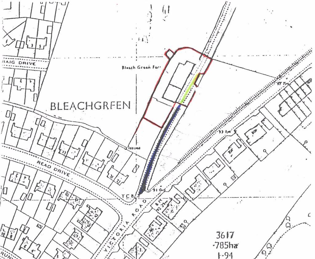 Land Commercial for sale in Bleach Green Farm, Plot of Land, Off Victoria Road, Whitehaven, Cumbria, CA28 6JF
