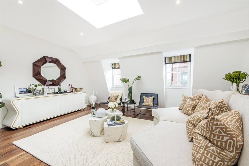 1 Bedroom Flat for sale in The Townhouse, Westminster Bridge Rd, SE1