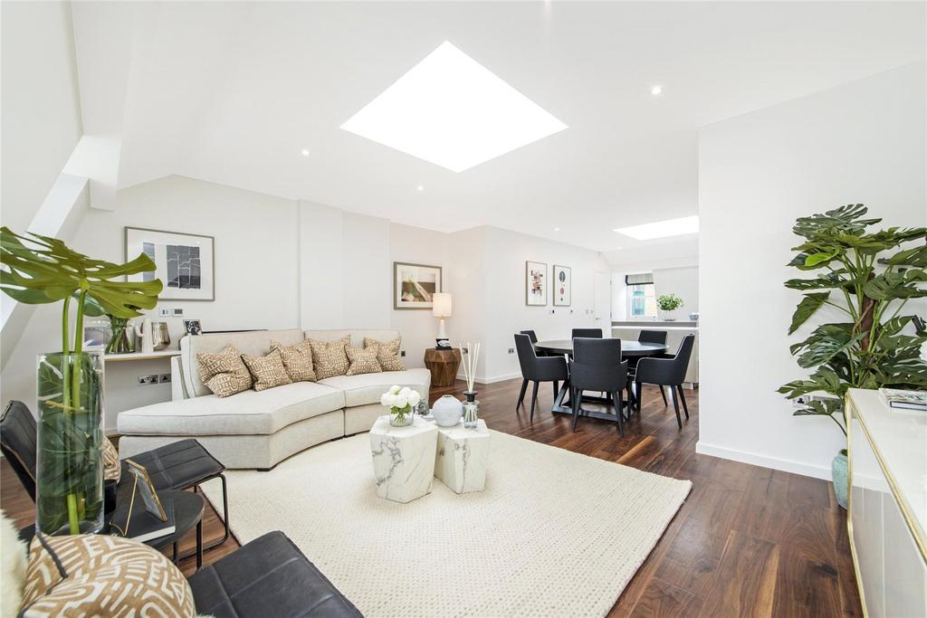 2 Bedrooms Penthouse Flat for sale in The Penthouse, The Townhouse, SE1