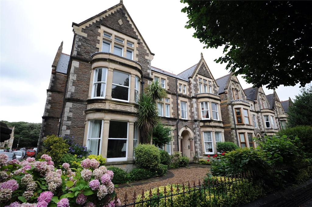 2 Bedrooms Apartment Flat for sale in Cathedral Road, Cardiff, CF11