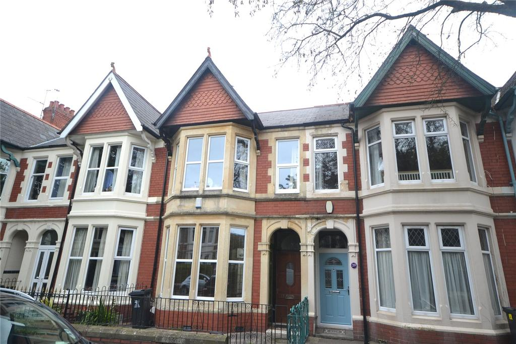 3 Bedrooms Terraced House for sale in Roath Court Road, Cardiff, CF24
