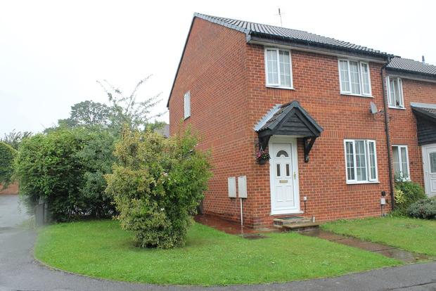 3 Bedrooms End Of Terrace House for sale in Robinswood, Luton, LU2