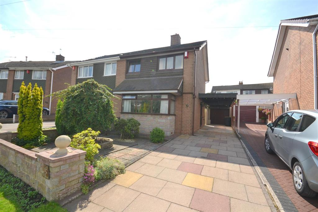 2 Bedrooms Semi Detached House for sale in Monmouth Place, Clayton, Newcastle