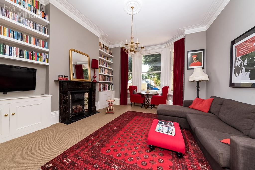 1 Bedroom Ground Flat for sale in Buckingham Road , Brighton, BN1